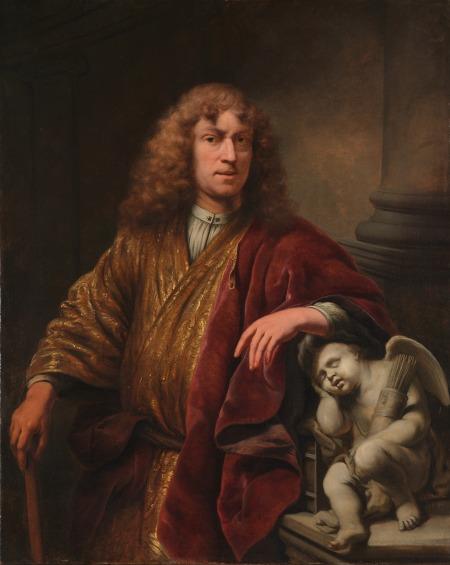 Het zelfportret van Bol (1669)